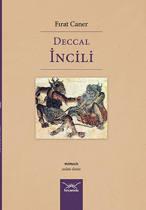The cover by Deccal İncili by Fırat Caner
