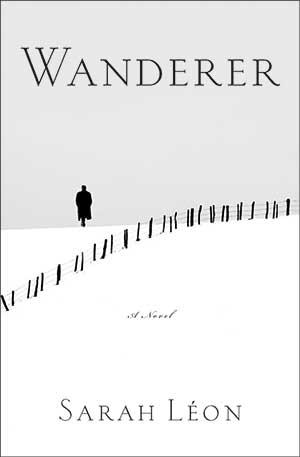 The cover to Wanderer by Sarah Léon