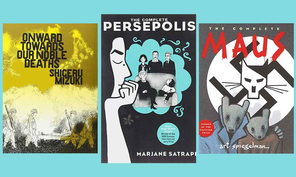 Readers Respond Graphic Nonfiction World Literature Today