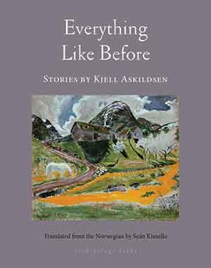 The cover to Everything Like Before by Kjell Askildsen