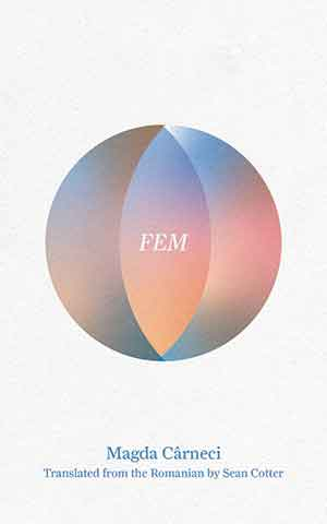 The cover to FEM by Magda Cârneci