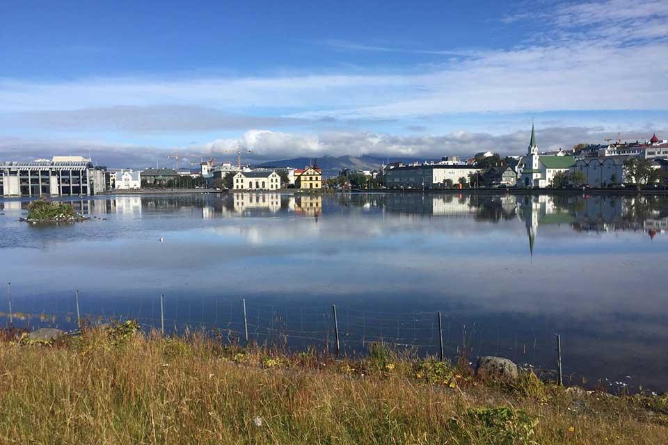 One Week in Reykjavík, by Alizah Holstein