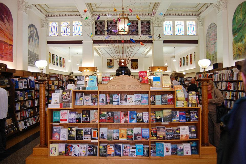 Munro's Books in Victoria, British Columbia