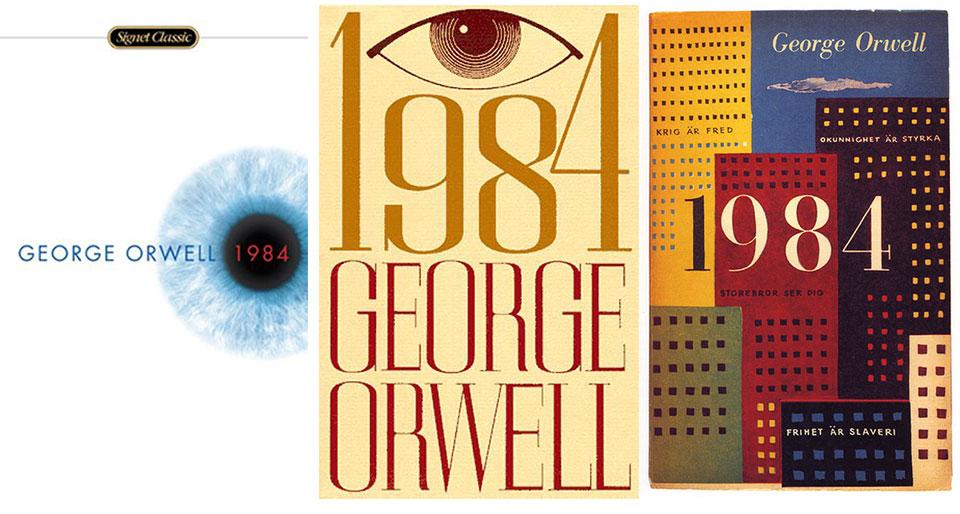 1984 george orwell setting essay
