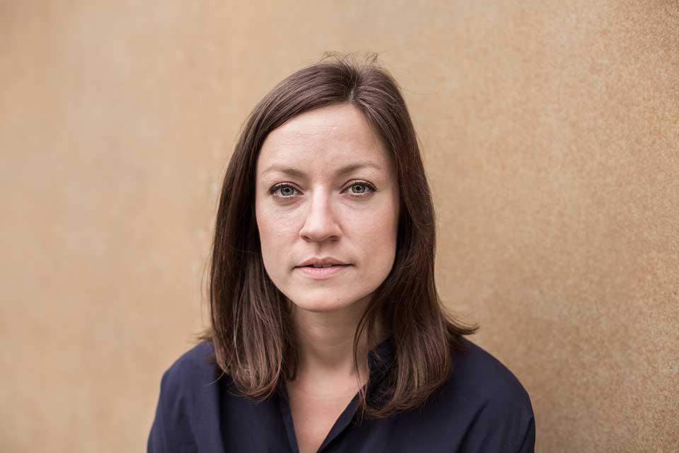 A photograph of Ellen Adams