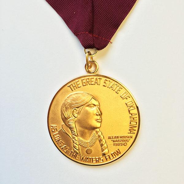 Oklahoma Governor's Award