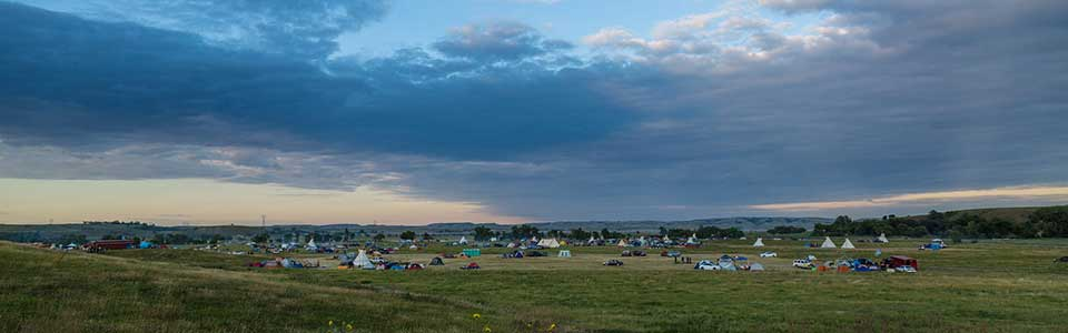 Tony Webster, Dakota Access Pipeline protest at the Sacred Stone Camp near Cannon Ball, North Dakota, August 25, 2016