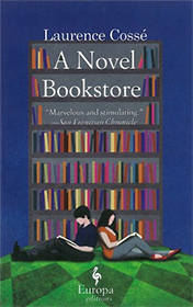 A Novel Bookstore, Laurence Cosse