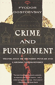 Crime and Punishment, Dostoevsky