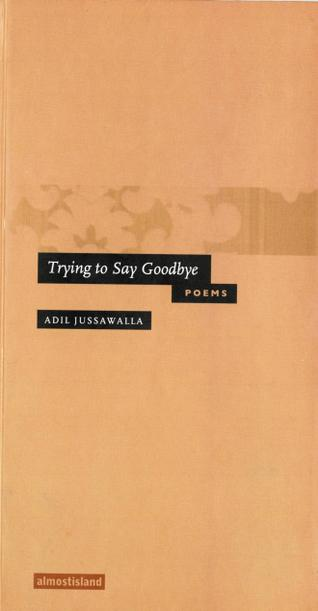 Trying to Say Goodbye by Adil Jussawalla