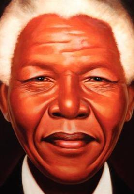 Nelson Mandela by Kadir Nelson