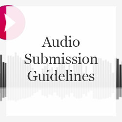 Audio Submission Guidelines