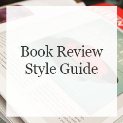 Book Review Style Guide