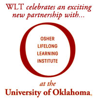 WLT and Osher logo