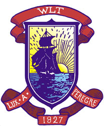 WLT's original logo
