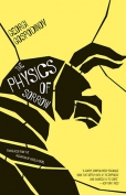 The cover to Georgi Gospodinov's book The Physics of Sorrow