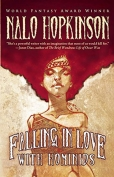 The cover to Falling in Love with Hominids by Nalo Hopkinson