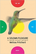 The cover to A Solemn Pleasure: To Imagine, Witness, and Write by Melissa Pritchard