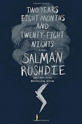The cover to Two Years Eight Months and Twenty-Eight Nights by Salman Rushdie