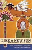 The cover to Like a New Sun: New Indigenous Mexican Poetry