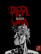 The cover to Blutch's Peplum