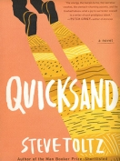 The cover to Quicksand by Steve Toltz