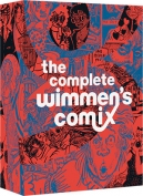 The cover to The Complete Wimmen's Comix