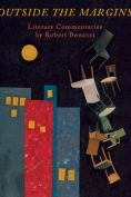 The cover to Outside the Margins: Literary Commentaries by Robert Bonazzi