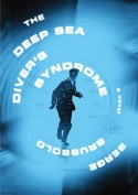 The cover to The Deep Sea Diver's Syndrome by Serge Brussolo