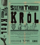 The cover to Król by Szczepan Twardoch
