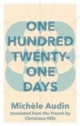 The cover to One Hundred Twenty-One Days by Michèle Audin