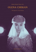 The cover to Olena Chekan: The Quest for a Free Ukraine by Olena Chekan