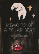 The cover to Memoirs of a Polar Bear by Yoko Tawada