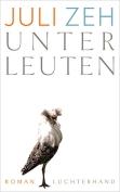 The cover to Unterleuten by Juli Zeh