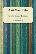 The cover to Assi Manifesto by Natasha Kanapé Fontaine