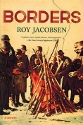 The cover to Borders by Roy Jacobsen
