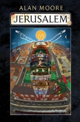 The cover to Jerusalem by Alan Moore