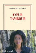 The cover to Coeur Tambour by Scholastique Mukasonga