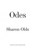 The cover to Odes by Sharon Olds