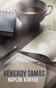 The cover to Naplók könyve by Tamás Vekerdy