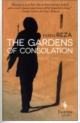 The cover to The Gardens of Consolation by Parisa Reza