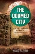 The cover to The Doomed City by Arkady Strugatsky & Boris Strugatsky