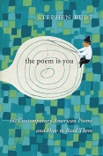 The cover to The Poem Is You: 60 Contemporary American Poems and How to Read Them