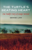 The cover to The Turtle's Beating Heart by Denise Low