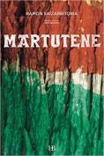 The cover to Martutene by Ramon Saizarbitoria