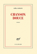 The cover to Chanson douce by Leïla Slimani