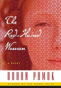 The cover to The Red-Haired Woman by Orhan Pamuk