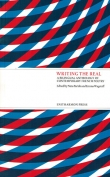 The cover to Writing the Real: A Bilingual Anthology of Contemporary French Poetry