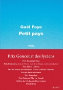 The cover to Petit pays by Gaël Faye