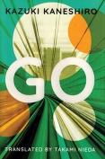 The cover to Go by Kazuki Kaneshiro